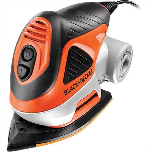 Black And Decker - Multilijadora 2 en 1  30 Accesorios - KA272