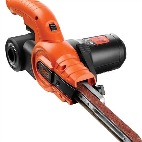 Black and Decker - Lijadora multifunciones Powerfile  3 Accesorios - KA900E