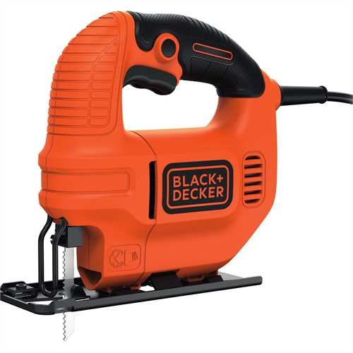 Black and Decker - Sierra de calar 400W - KS501