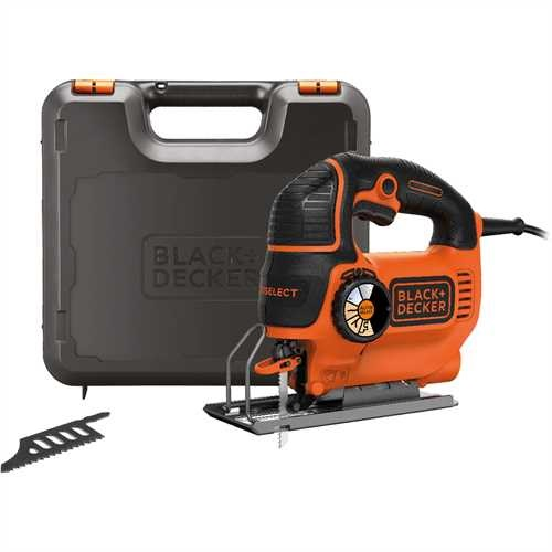 Black and Decker - Sierra de calar 620W Autoselect - KS901SEK