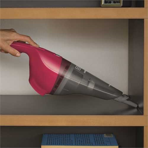 Black And Decker - Aspirador de Mano Dustbuster Litio 54Wh 36V - NVB115WA