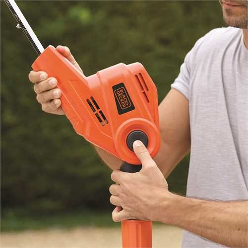 Black and Decker - Cortasetos de Prtiga 550W - PH5551