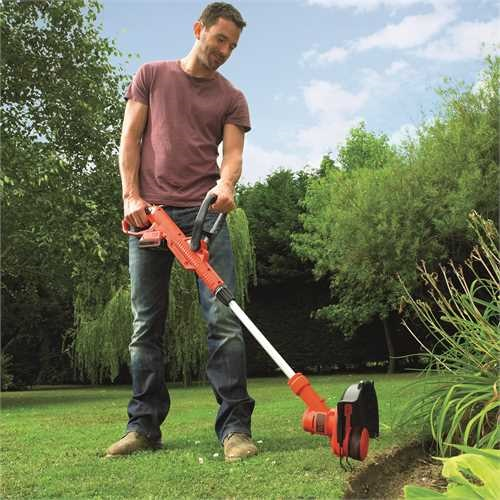 Black and Decker - Cortabordes 450W 25cm - ST4525