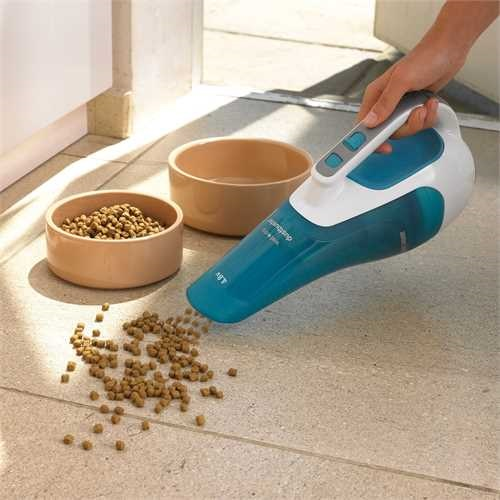 Black and Decker - Aspirador Dustbuster 48V para lquidos y slidos - WD4810N